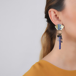 BOUCLES BLUE TRIBE 12-74184