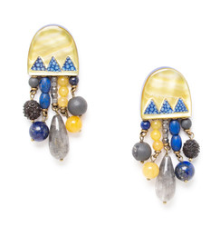 BOUCLES BLUE TRIBE 12-74180